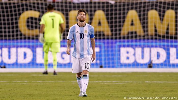 Copa America Finale | Argentinien vs. Chile - Lionel Messi