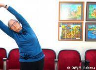 Tjelovježba za bugarske umirovljenice