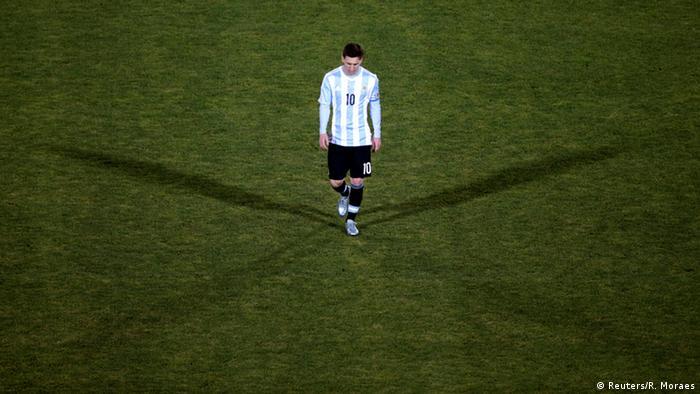 Chile - Copa America Finale 2015 - Chile vs. Argentinien, Lionel Messi