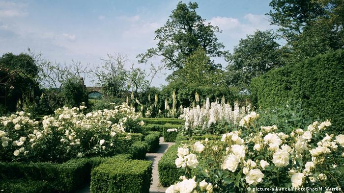 Bildergallerie zu Europas Parks und Gärten - White Garden