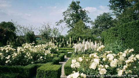 Weißer Garten Sissinghurst europas schönste parks und gärten