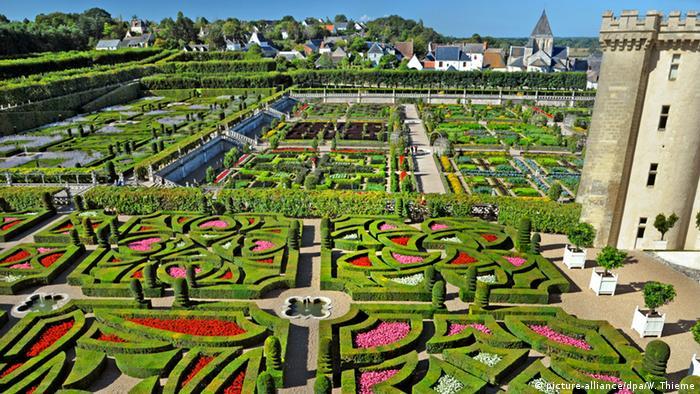 Bildergallerie zu Europas Parks und Gärten - Villandry