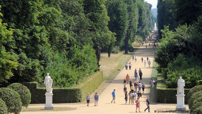 Bildergallerie zu Europas Parks und Gärten - Park Sanssouci