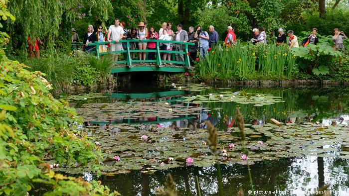 Bildergallerie zu Europas Parks und Gärten - Giverny