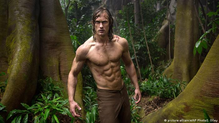 Filmstill The Legend of Tarzan