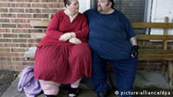 Übergewichtige in den USA