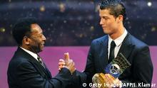 Cristiano Ronaldo 2009 - FIFA Fussballer des Jahres