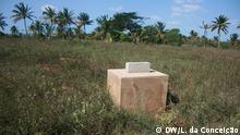 Mosambik Inhambane Bau Provinzhospital