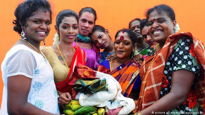 Indien Hijra Das dritte Geschlecht