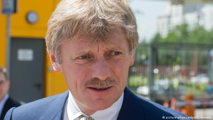 Dimitri Peskov en imagen de archivo.