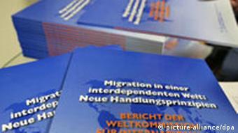 Vorstellung des UN-Migrationsberichtes