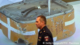 Russland Syrien Kampfflugzeug Suchoi Su-24 Blackbox