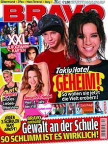 Jugendmagazin BRAVO
