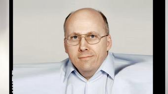 FAZ editor Peter Sturm