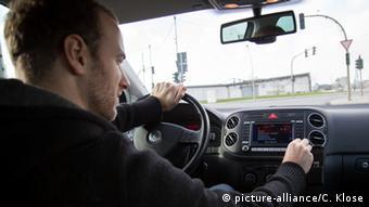 Deutschland Straßenverkehr Autofahrer