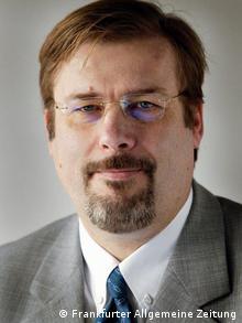 Klaus Dieter Frankenberger Frankfurter Allgemeine Zeitung