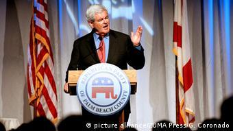 USA Newt Gingrich