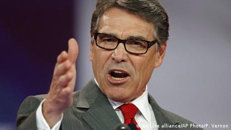 USA Rick Perry (picture alliance/AP Photo/P. Vernon)