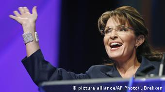 USA Sarah Palin (picture alliance/AP Photo/I. Brekken)