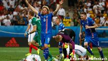 UEFA EURO 2016 Achtelfinale England vs. Island