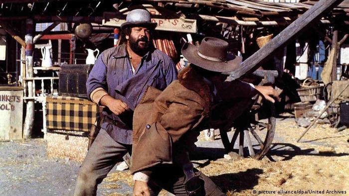 Bud Spencer Occhio Alla Penna Filmszene (picture alliance/dpa/United Archives)
