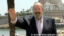 Bud Spencer, Copyright: picture alliance/dpa/D.Castello