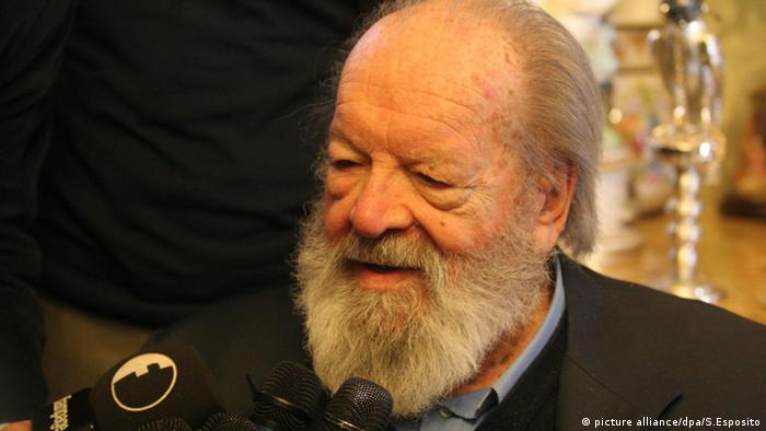 Bud Spencer Copyright: picture alliance/dpa/S.Esposito