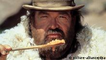 Bud Spencer in 'The Fight Before Christmas,' 1994, Copyright: picture-alliance/dpa