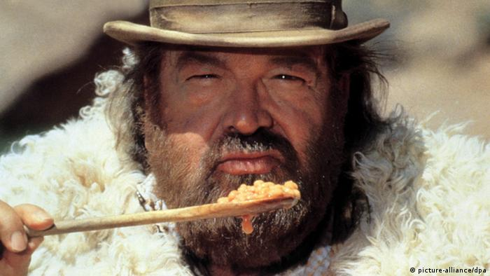 Bud Spencer The night before christmas