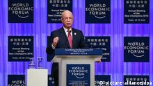 Tianjin China Weltwirtschaftsforum World Economic Forum Klaus Schwab