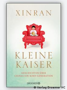 Buchcover Kleine Kaiser von Xinran Xue
