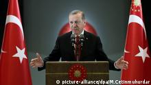 Recep Tayyip Erdogan Türkei Präsident