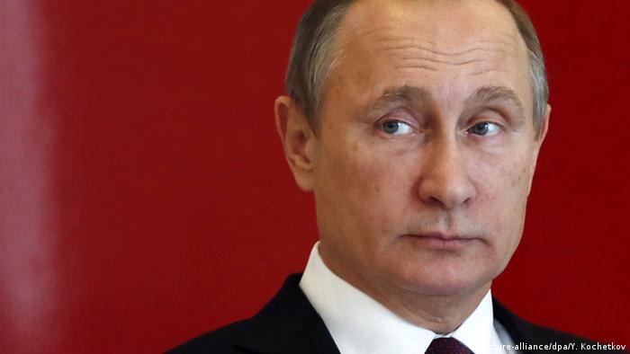 Wladimir Putin Russland Präsident