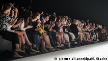Berlin Fashion Week 2016 Show Avelon Erik Frenken, Copyright: dpa/ S.Stache