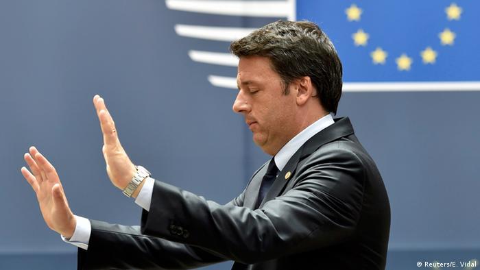 Прем'єр-міністр Італії Маттео Ренці: Brexit створив виняткову ситуацію