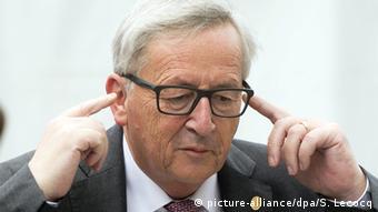 Commission President Jean- Claude Juncker (Photo: picture-alliance/dpa/S. Lecocq)