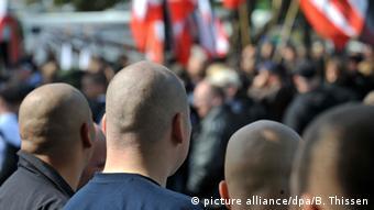 Deutschland Rechtsextremismus