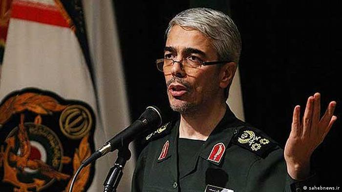 سرلشگر محمد باقری، رئیس ستاد کل نیروهای مسلح جمهوری اسلامی ایران
