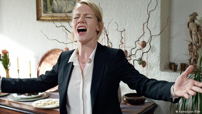 Sandra Hüller in Toni Erdmann (Komplizen Film)