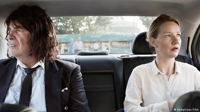 Film still from Toni Erdmann (Komplizen Film)