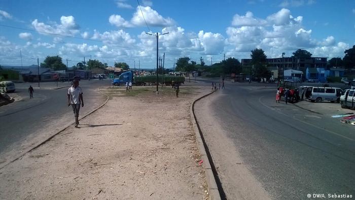 Ataque ocorreu no troço Beira-Inchope (foto de arquivo)