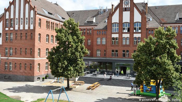 Новый хостел в Берлине