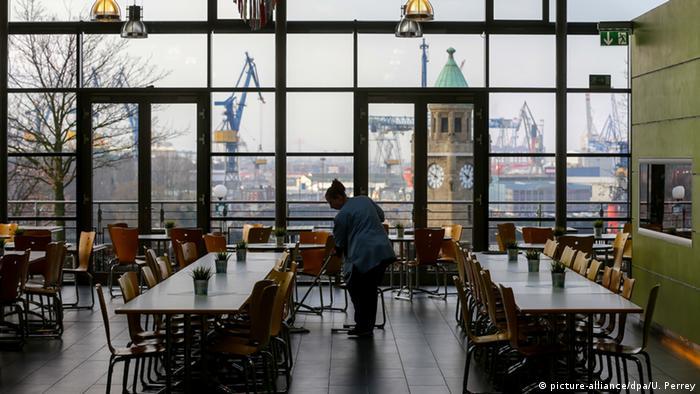Молодежный хостел в Гамбурге