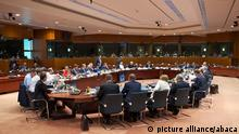 28.6.2016 *** BRUSSELS, BELGIUM - JUNE 28: General view of the EU Leaders Summit at the European Union headquarters in Brussels, Belgium on June 28, 2016. European Council / Anadolu Agency Copyright: picture alliance/abaca