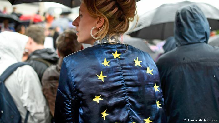 Großbritanien Brexit-Gegner demonstrieren gegen EU-Austritt des Landes