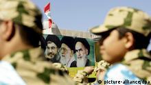Libanon Beirut Sheik Hassan Nasrallah (picture-alliance/dpa)