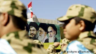 Libanon Beirut Sheik Hassan Nasrallah