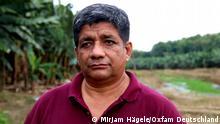 Jorge Acosta Bananenproduzent