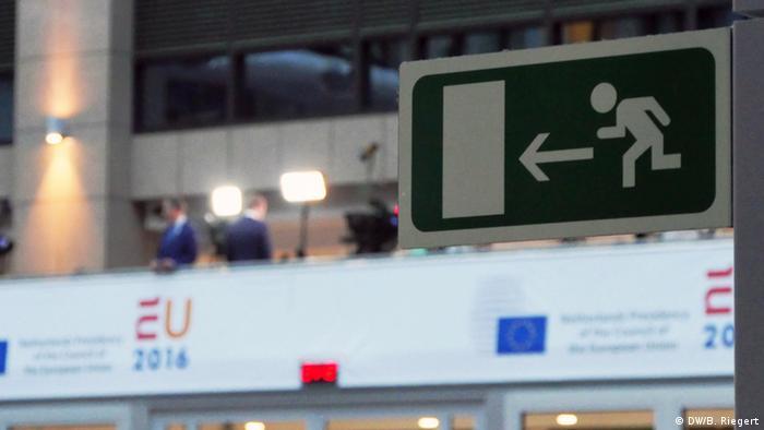 Brüssel Brexit Gipfel Merkel und Hollande