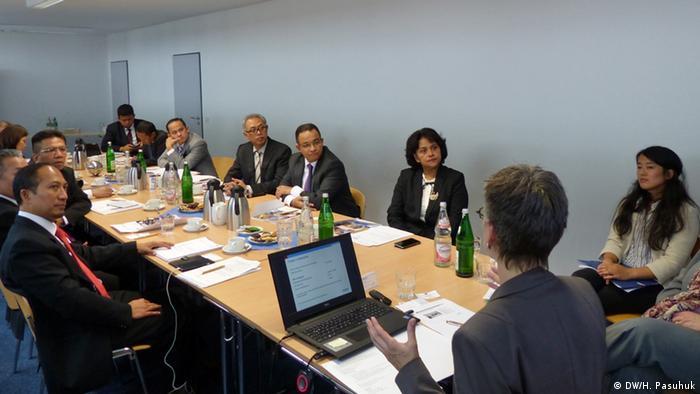 Besuch des indonesischen Bildungsministers in Bonn